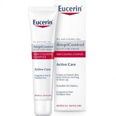 Эуцерин Atopicontrol Крем успокаивающий для взрослых детей и младенцев 40мл (63174) Eucerin