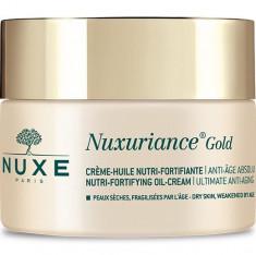 Nuxe Nuxuriance Gold Питательный восстанавливающий антивозрастной крем для лица 50 мл