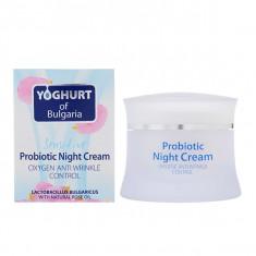 Yoghurt of Bulgaria Пробиотический ночной крем против морщин 50мл
